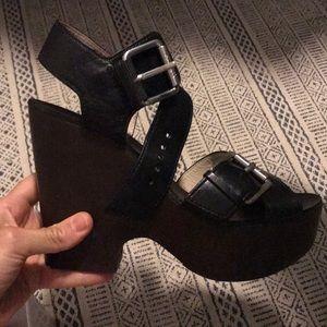 Michael Kors platform new in box! Size 7 1/2